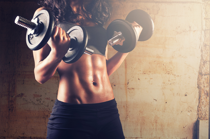Skap  ditt  eget  treningshjørne